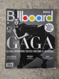 Revista Billboard Lady Gaga - Milésimo #1 - Born This Way