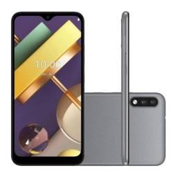 Smartphone LG K22 32GB 2GB Ram Titânio