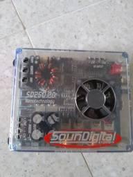 Amplificador soundigital