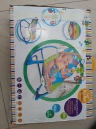 Cadeira de balanço pra bebe