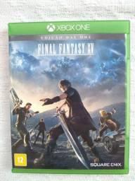 Jogo Final Fantasy XV Day One Edition