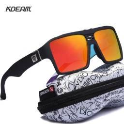 Óculos De Sol Polarizado Com Proteção Uv400 Kdeam