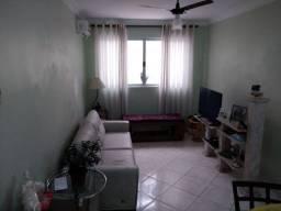 AP - 0349 Bonito apartamento térreo 02 dormitórios na Aparecida