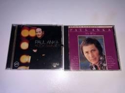 Coleção Cds Paul Anka