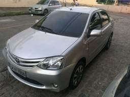 Toyota Etios 2013 Extra R$ 28.900,00