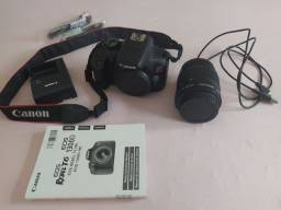 Máquina Canon T6