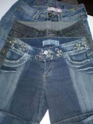Shorts Jeans tamanho 38.