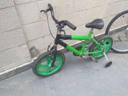 Bicicleta infantil perfeito estado