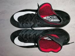 Chuteira Nike mercurial GRIP
