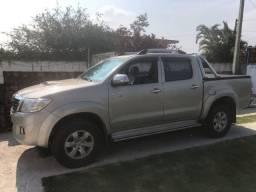 Hilux SRV 2014 Diesel 127mil km - inteira e revisada