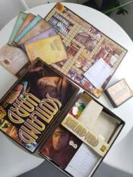Jogo de tabuleiro Scotland Yard 120 casos