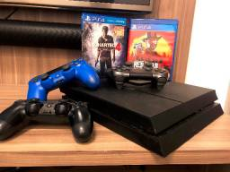 Playstation 4 FAT 2 TB