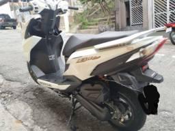Honda elite125 2019 7,200 a vista