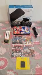 PlayStation 2 7 mil jogos completo destravado