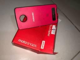 MotoSnap TV digital e Bateria extra