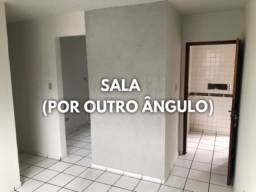 Apartamento de dois quartos em Rio Doce