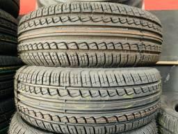 Par de pneus 185/60/15 remolde