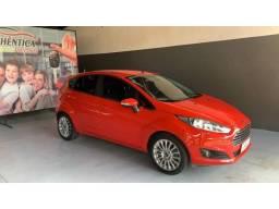 Ford Nem Fiesta Titanium 1.6