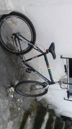 Bike aro 26 toda filé 450 reais