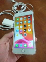 Vendo Troco IPhone 7 Plus Gold lindo, aparelho funcionando perfeitamente!