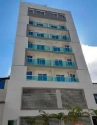 Apartamento novo com 2 quartos, área externa e garagem no Granbery