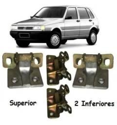 Limitador e dobradiças Uno Fire (Dourados-MS)