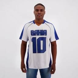Camiseta Bahia Futebol Americano Branco