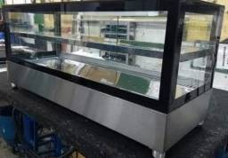 Estufa quente fria ou seca sob medida em inox fabricação