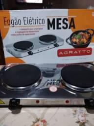 Fogão elétrico de mesa agratto200 v