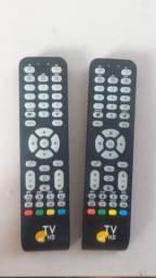 Controle Remoto Tv Elsys Oi Hd Tecla App Dvr Original