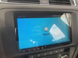 Central multimídia Volkswagen
