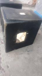 Caixa de Som para subgrave
