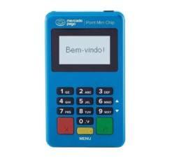 Maquina de Cartão - Point Mini do Mercado Pago - Pronta Entrega
