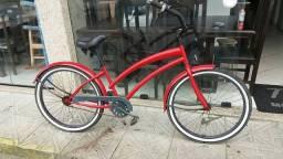 Bicicleta estilo custom