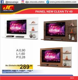 Painel new clean tv 49