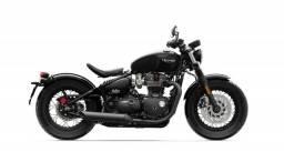 Triumph Bonneville Bobber black 1200cc