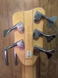 Baixo Warwick rockbass stramer lx 5 cordas