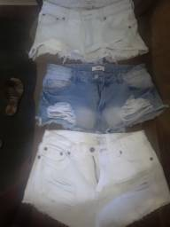 Lote forever 21 50 reais