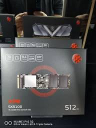 Ssd 512gb nvme xpg s8100