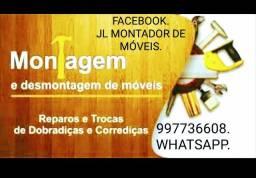 MONTADOR DE MÓVEIS *)