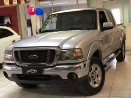 Ranger XLT CD 2007 completa 3.0 Diesel + couro ~ Vende, Troca e Financia