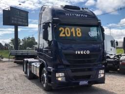 Iveco Hi Way 440 6x2 ano 2018