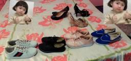 Sapatos em ótimo estado