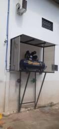 Instalação  - Tubos Ppr -  rede de ar/compressores   em geral