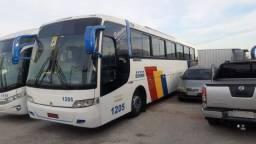 Ônibus Busscar Elbuss 340 Mercedes 0500M Seminovo Só Fretamentos e Turismo
