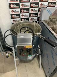 Fritadeira água e óleo 8000w (Guilherme