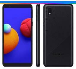 Novo * Lacrado * Smartphone Samsung Galaxy A01 32GB Preto