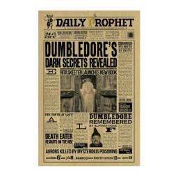 Poster do Profeta Diário do Harry Potter
