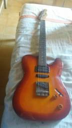 Guitarra telecaster vendo ou troco