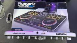 Numark mixtrack pro 2 semi nova na caixa